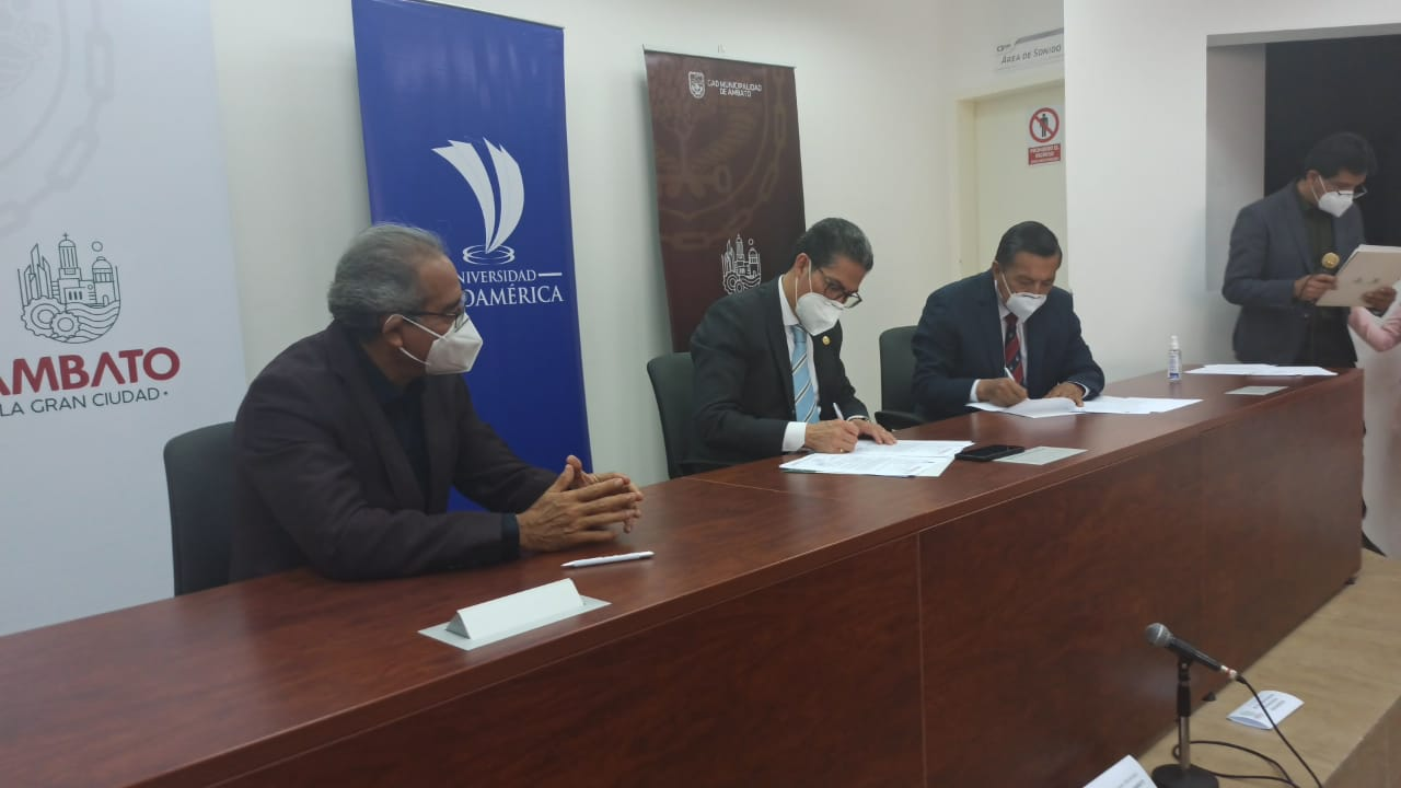 Unidad Educativa Indoamérica impulsa la Academia