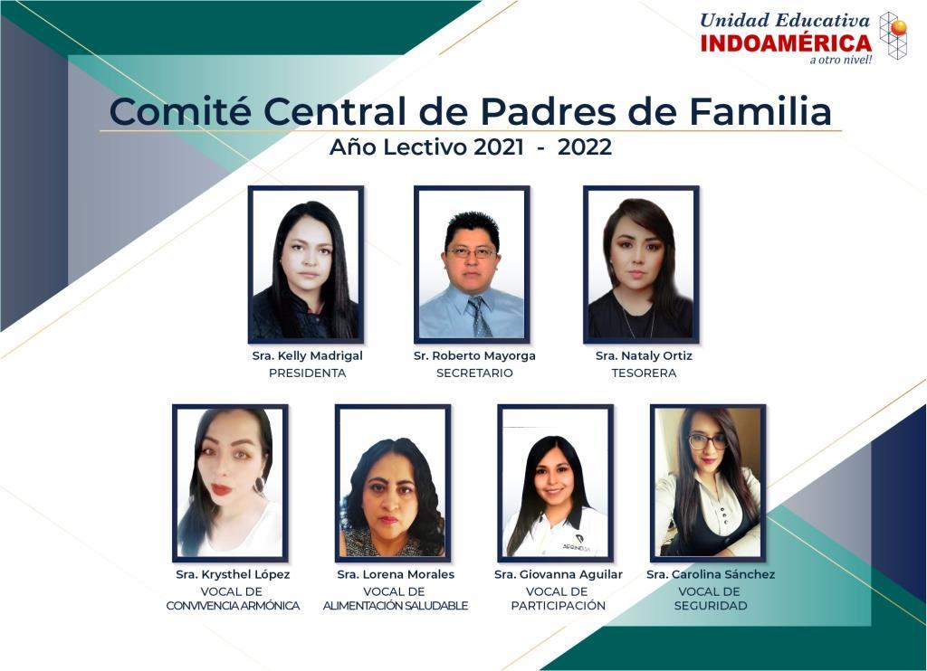 Comité Central de Padres de Familia 2021-2022